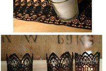 Decor & decor DIY's / by Debbie Collard