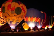 Hot Air Balloons / by Suzanne Christopher