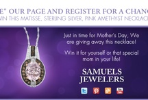 Contests / by Samuels Jewelers