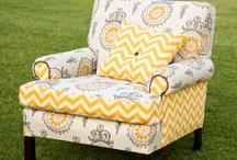 Furniture Re-do / by Stephanie Saxton