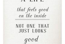 Quotes  / by Michelle Miraglia