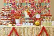 GORGEOUS PARTY / Decorate/Celebrate / by Maricarmen Albornoz