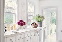 Kitchens / by Bridget Beari Designs