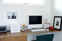 Home Office inspiration / by Marco Morales