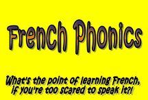 Learning French / by Kimberly Hawks