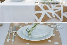 Place setting  / by Jaclyn Giuliano