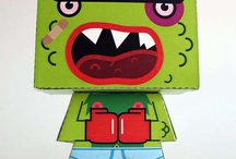 Paper Toys / by Paper Titans