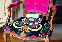 Funky Furniture / Brights/Unusual/Way Out There / by Betty Harper