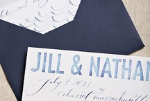 Wedding invites / by Courtney Beyer