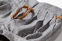 clothing details / by Victory Patterns