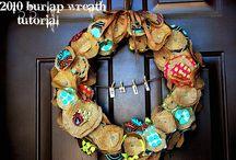 wreaths / by Suzanne Kirkham