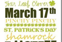 St. Patrick's Day / by Jenny Cross