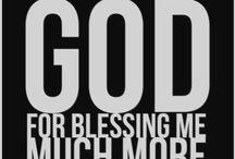 God <3 / by Brandi Gagnon