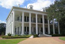 Historic Homes I've Visited / by Dena Pickney