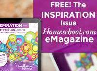Homeschool.com Magazine - Inspiration Issue / Homeschool.com Magazine - Inspiration Issue  http://www.homeschool.com/Magazine/Volume01/Issue03/ / by Homeschool.com