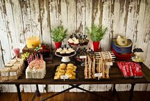 Party Planning / by Allison Nunez