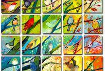 Birds / by Stitchin Post