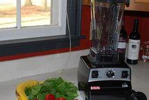 Vitamix Recipes / by Susan Tamalunas