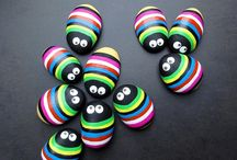 DIY Painted Rocks / by Rachel Lucas