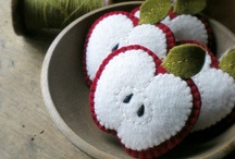 An Apple a Day / Apples are wonderful! No matter what medium you serve them up. / by Marie Mayhew Designs