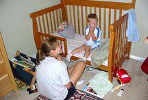 Funny Parenting Blog Entries / by Yuz Rozenblum