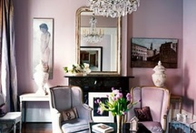 Room Recipe Blush / Workroom C Blush Goes to Work! Our dream office is a mix of grey flannel, white marble and of course Workroom C BLUSH! / by Workroom C by Carolyn Rebuffel Designs