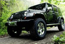 Jeeps / by Melissa Tinsley