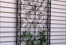 wrought iron everything! / by Missy Palmer