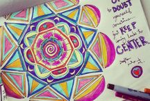 Mandala Art / by ♫Lisa A