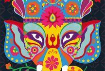 ink:ideas / by Alyxzandrea Kaleidoscope-Eyes