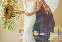 White affair / For Weddings • Happy pinning :) / by Sarah Phang