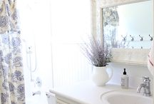 bathrooms / by Janette Nelson