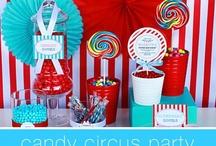 Birthday ideas / by Martha Carol Spellings