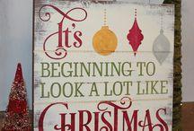 Christmas / by Sarah Reidinger