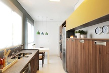 Home & Design - Kitchens / by Claudia Tescari