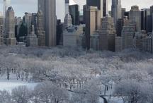 Winter Wonderland in NewYork / by Cosmopolitan Hotel TriBeCa