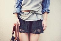 clothes / by Alyssa Prior