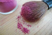 make up / by Jacinta