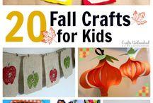 Fall Crafts / by Lisa Hammond