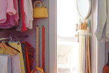 Home. Bedroom Closets & Shoe storage / by J M D