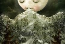 Moon Shadows / by Marilyn