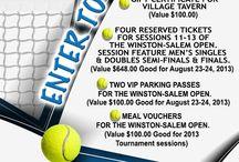 Winston-Salem, NC / by Omega Sports