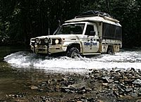 Cape York Motorcycle Adventures / Address: Po Box 105, Clifton Beach, Queensland 4879, Australia / by Queensland Ecotourism Directory
