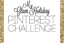 My Glam Holiday / Hawt Holidays stuff! / by Revonna White