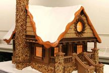 Log Cabin Cakes / by Sharyn Richards