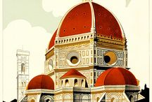 Vintage Travel Posters / by Douglass Hunter
