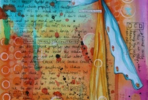 Altered Art and Journals / by Caroline Bengtson