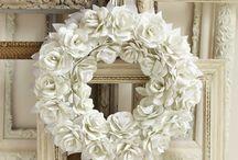 Wreaths / by Bridget Scoggins