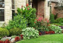 Yard and Landscaping / by Ashley Powell