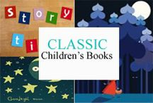 Classic Children's Books / Classic stories our students need to experience. / by Tree Top Secret Education